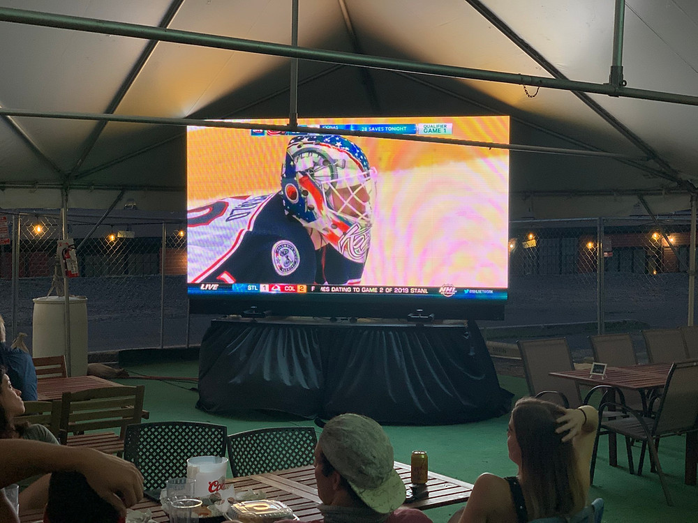 Watch the Avalanche Game at Blake Street Tavern in Denver