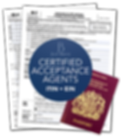 Certifying Acceptance Agent (CAA) in London