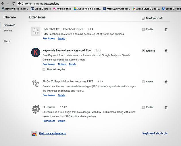 Wix Designer Tip: Chrome running slowly & fans running on your Mac?