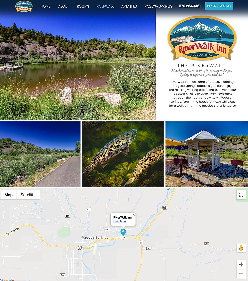 Hotel Website Designer in Colorado