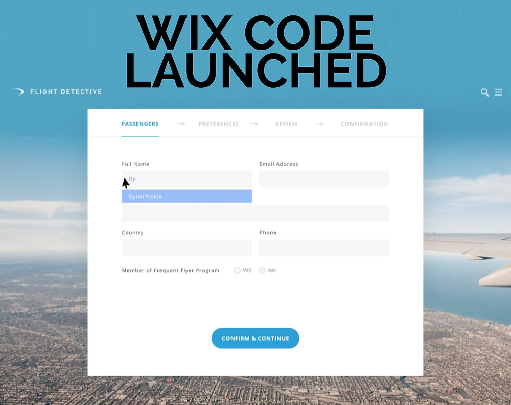 Wix Code Expert - Custom Forms and Databases