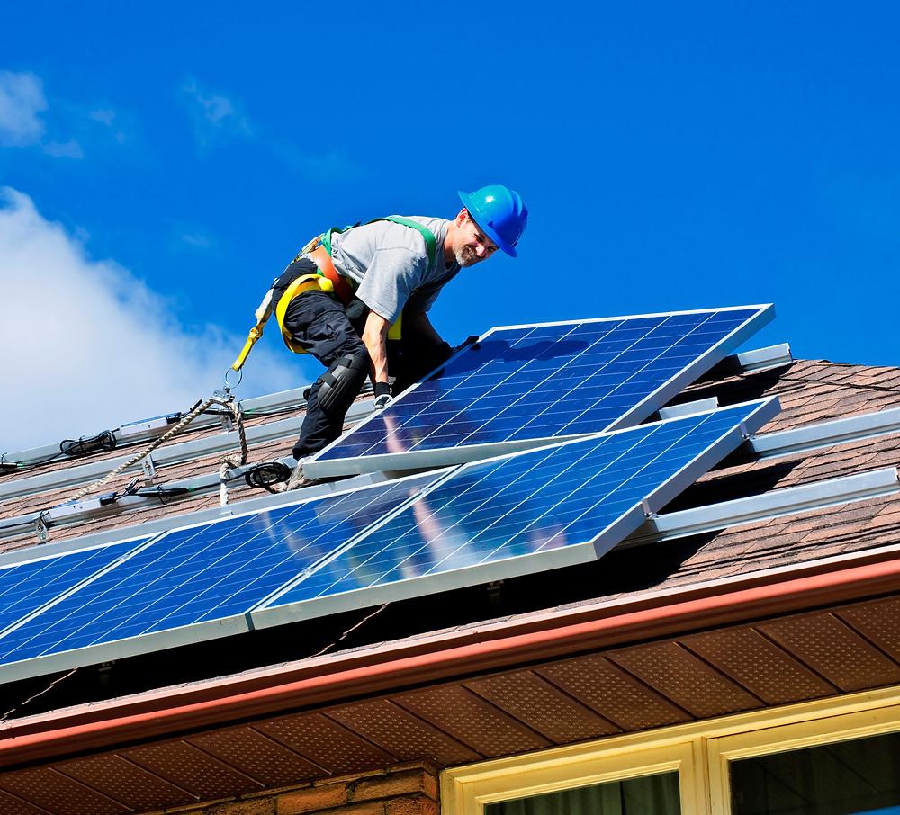 Solar Installation - Fresno