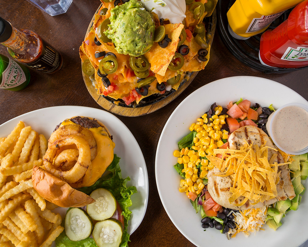 Best Local Restaurants in Denver - Blake Street Tavern has lots of award-winning food!