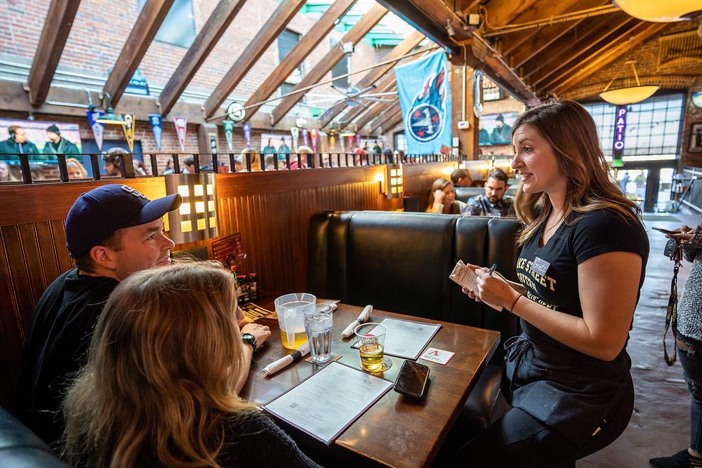 Downtown Denver Restaurants: Lunch at Blake Street Tavern