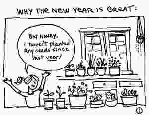 Gardening Comic