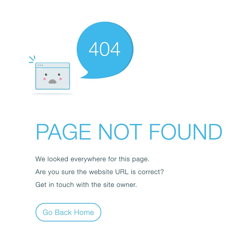 Custom 404 Page in Wix