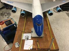 Aero Telemetry 747 Air Force One