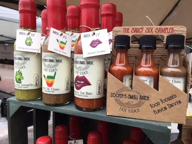 Colorado Hot Sauce Companies - Cooper's Small Batch Hot Sauce