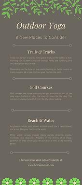 Outdoor Yoga Guide #2