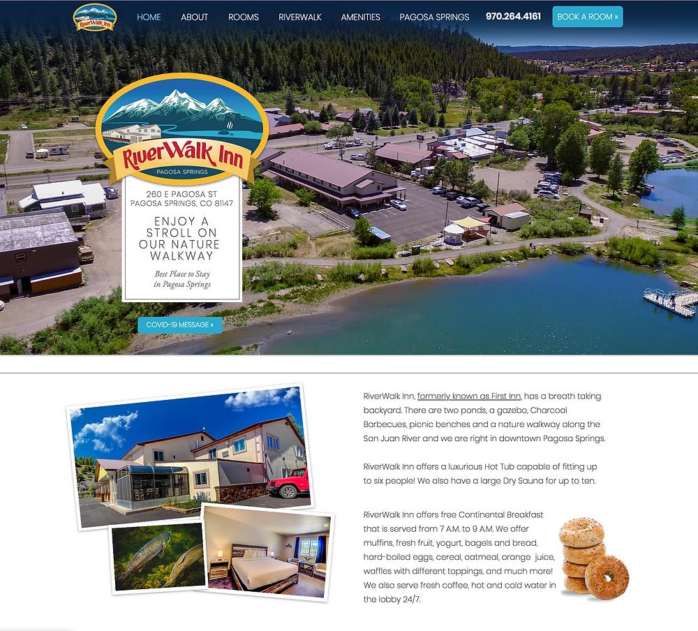 Hotel Website Designer