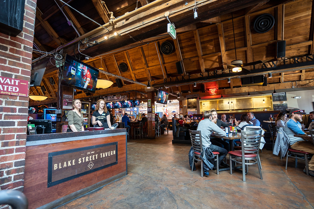 Best Local Restaurants in Denver - Blake Street Tavern