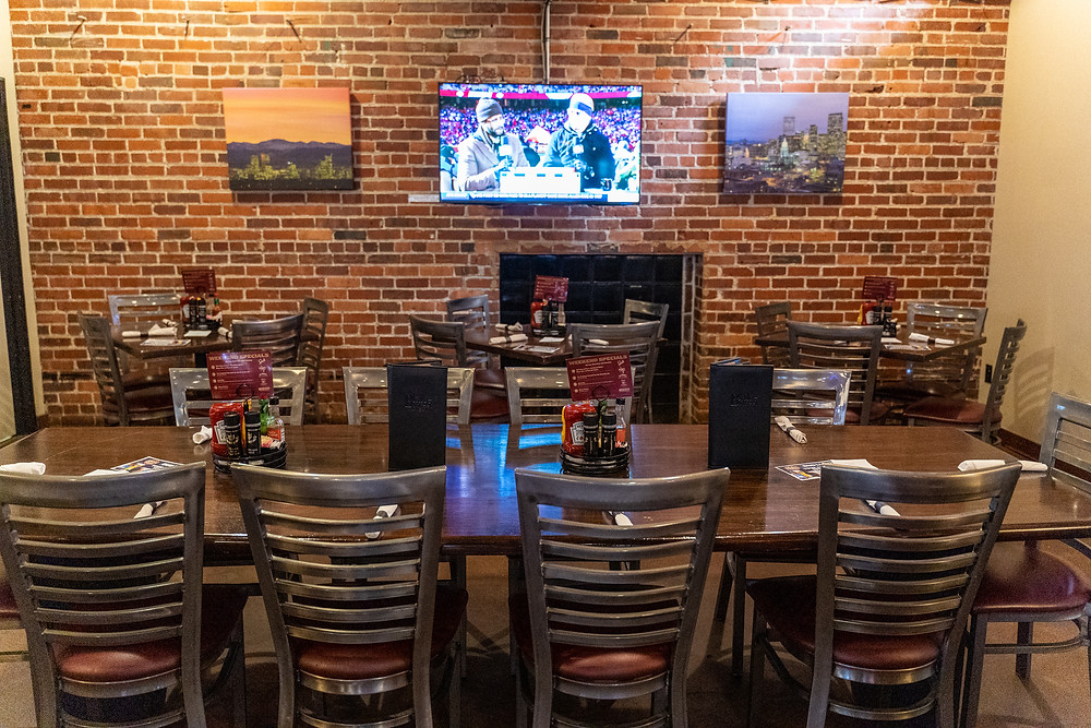 Best Restaurant in Downtown Denver - Private Dining Rooms in downtown Denver