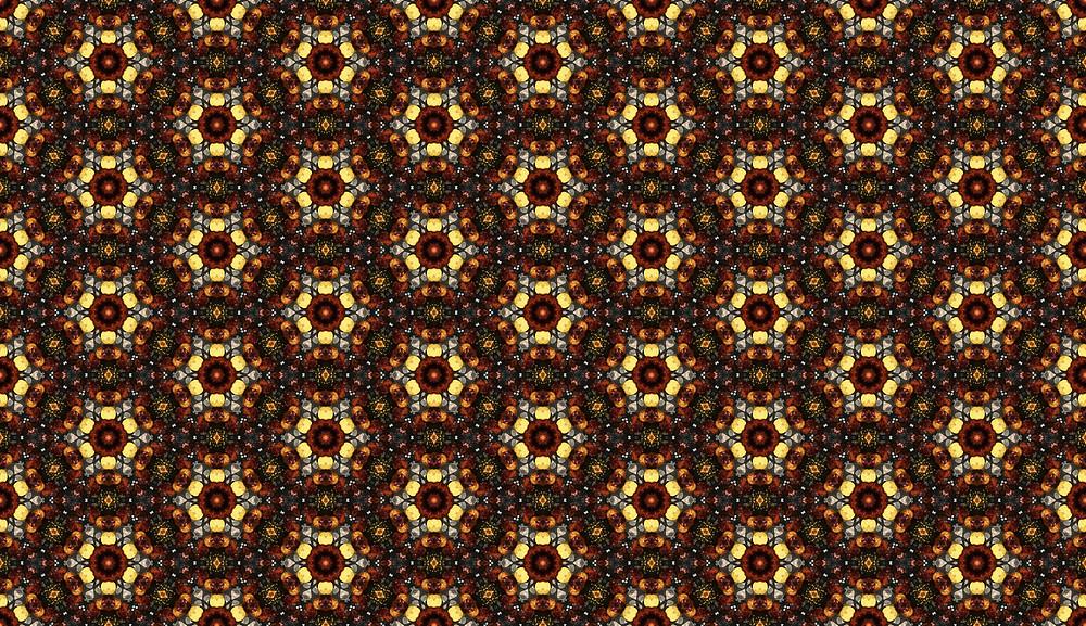 Web Designer Tip: Pattern Maker –  Seamless Pattern with Pepper Seeds