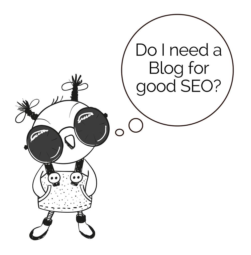 SEO Hero - Do I need a blog for SEO?