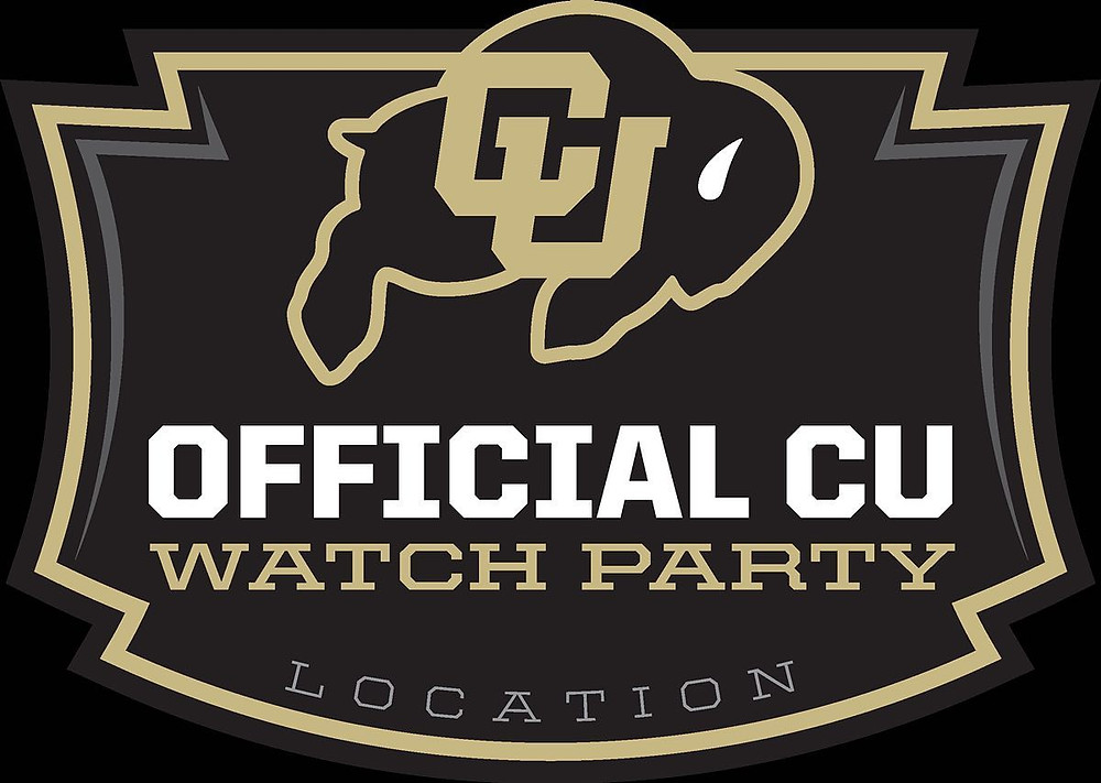 Official Watch Party Location for the CU Buffs in Denver