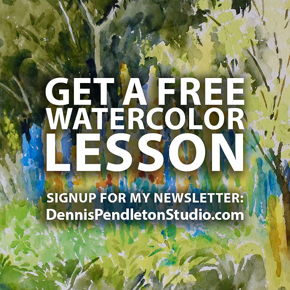 Free Watercolor Lessons