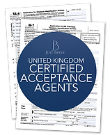 Certfied Acceptance Agents for IRS and ITIN Application