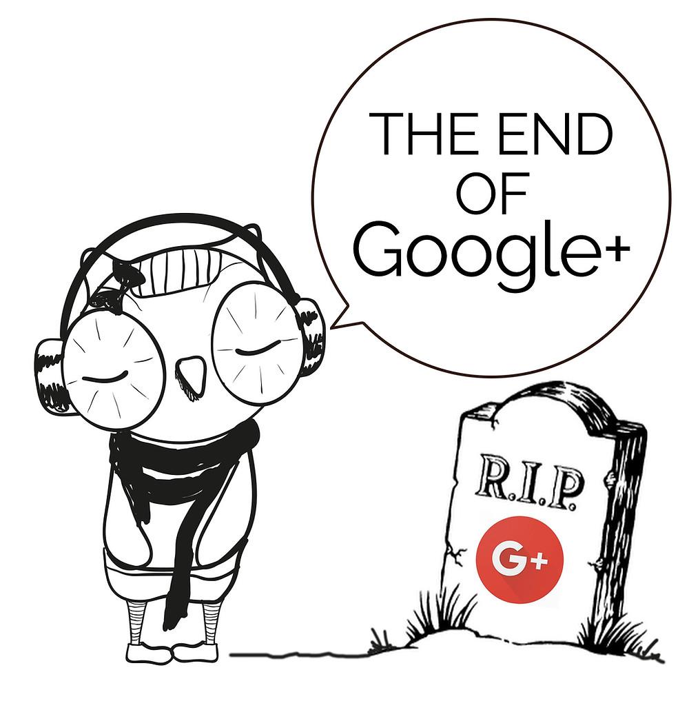 Is Google Plus Dead?