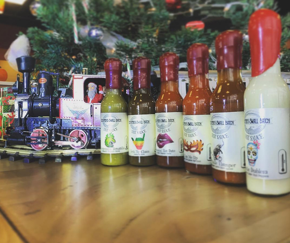 Best Gifts for Cooks for Christmas - Give Hot Sauce!