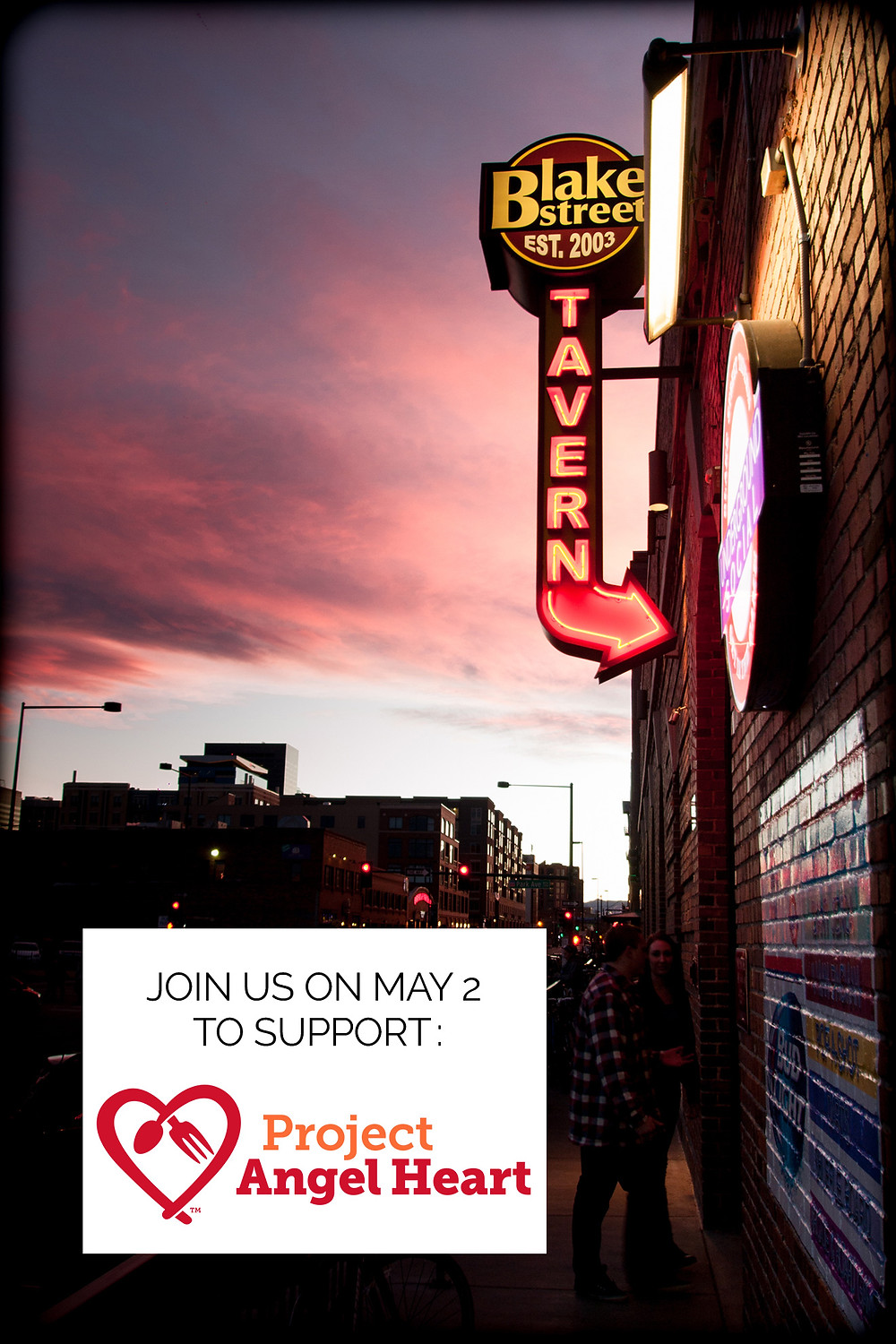 Project Angel Heart - May 2nd • Denver