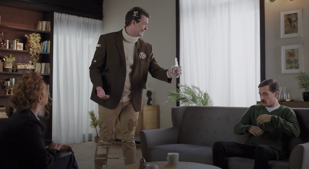 New Wix Ads Nailed It