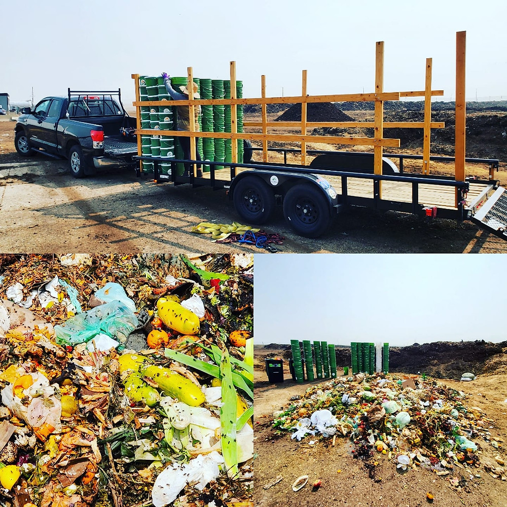 Compost Drop-Off in Denver - Rocky Mountain Compost