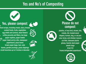 What can I compost in Colorado?