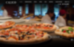 Wix Website Design for Restaurant
