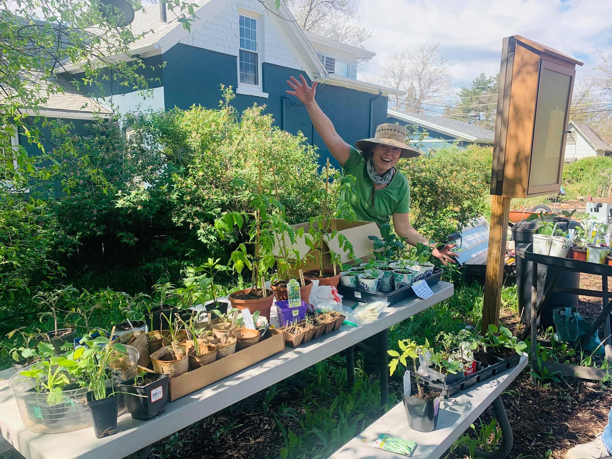2020 Spring Seedling Swap