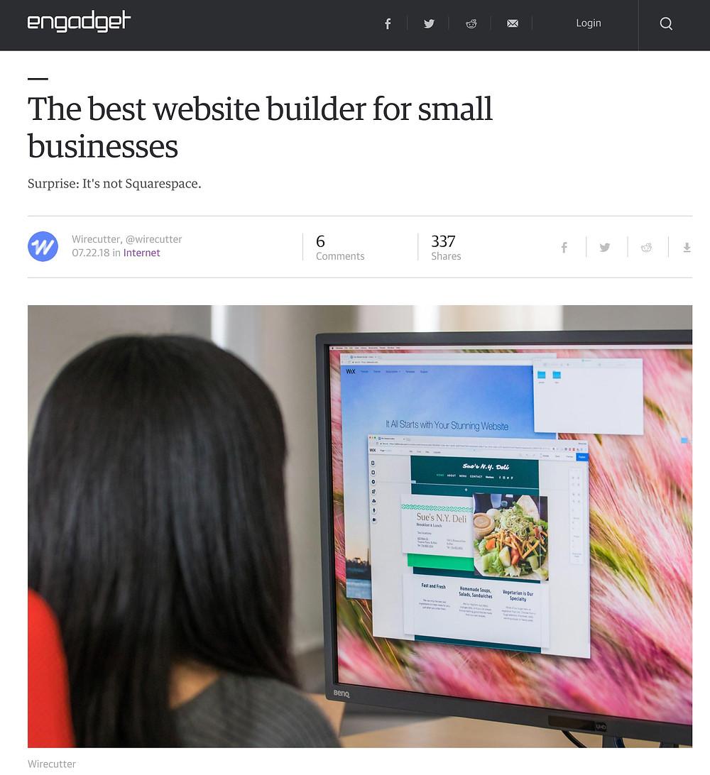 Website Designers Love Wix