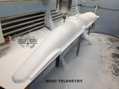 CNC Foam Cut fuselage pattern