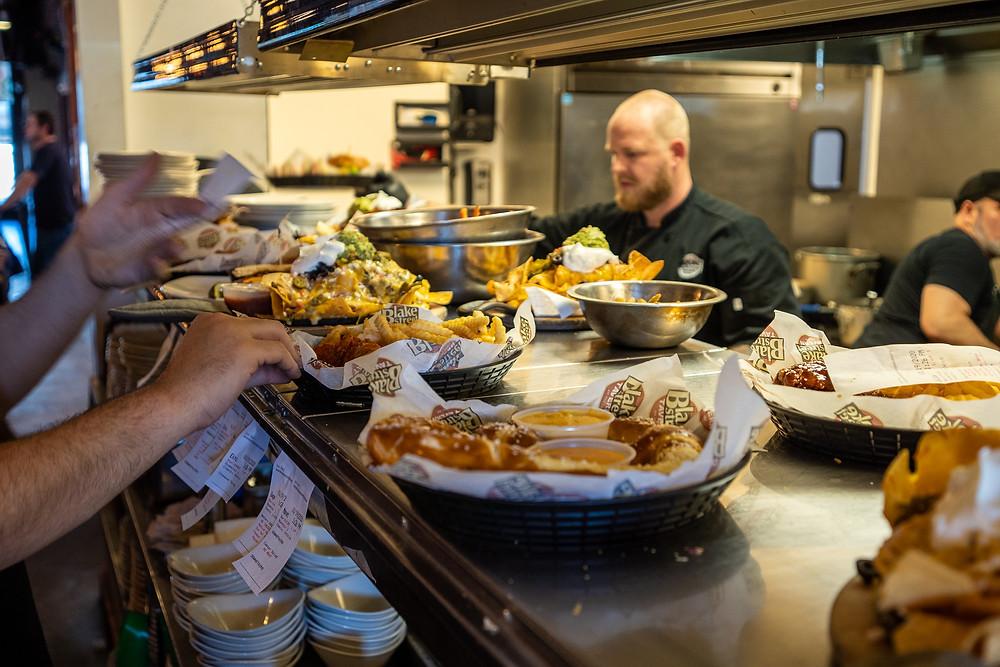 Best Restaurant in Downtown Denver - Blake Street Tavern - Meet our Chef