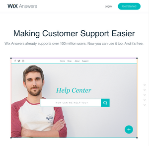 Wix Support for Wix Designers
