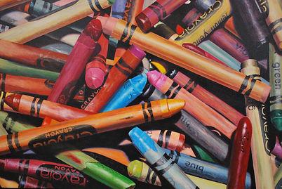 Crayolas 2006 32x48 99 peices.JPG