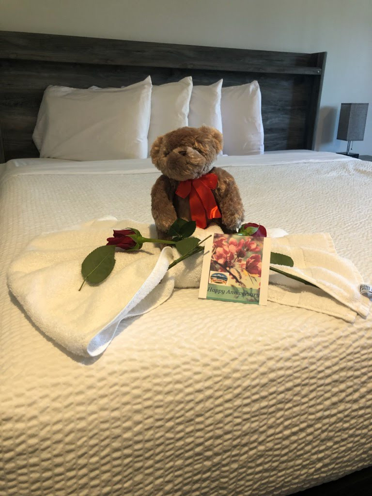 Pagosa Springs Romantic Getaway - Chocolates and Roses at RiverWalk Inn
