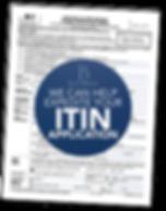 Individual Taxpayer Identification Number (ITIN) London United Kingdom