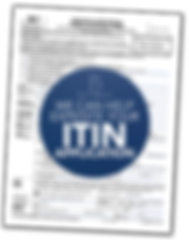 ITIN Application