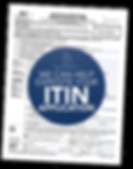 ITIN Application