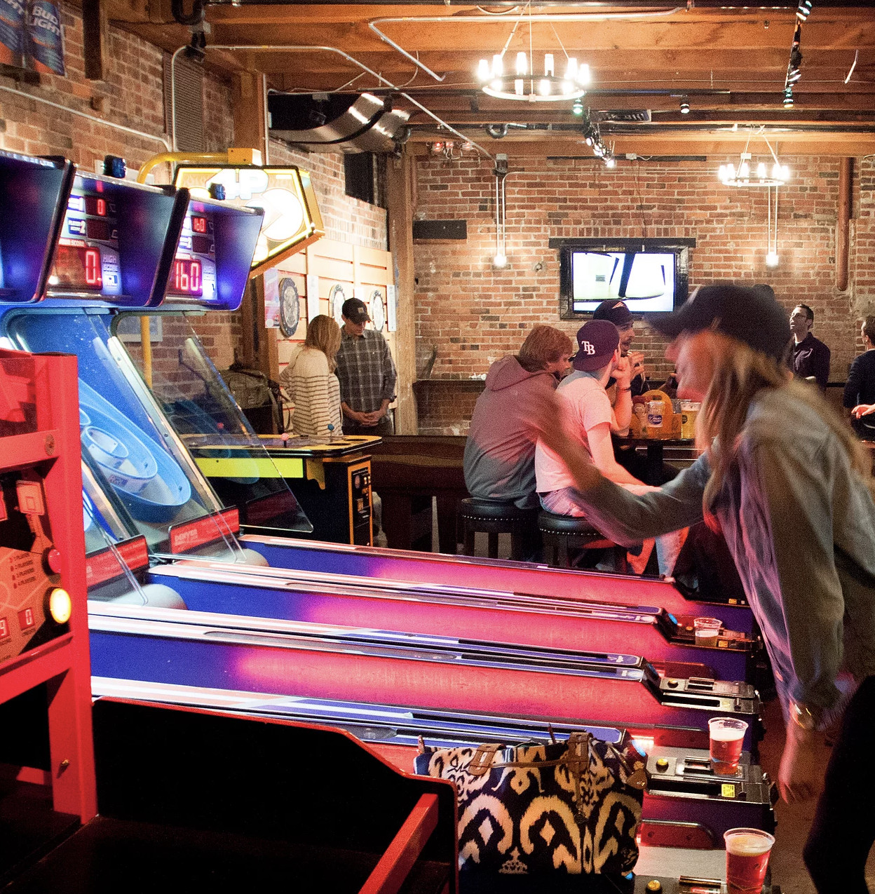 Skeeball for Parties