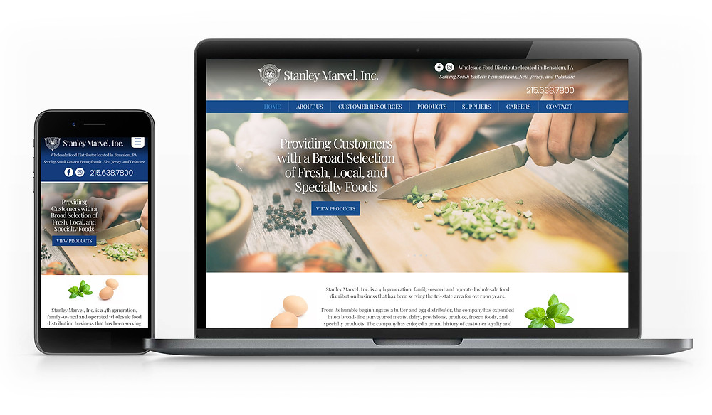 New Wix Templates: Food & Restaurant Business