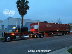 When it absolutely has to get there On Time and Safe! Ship your most valuable airplanes with Brian O'Leary's Truck Service LLC Also, this is the biggest truck in the USA.