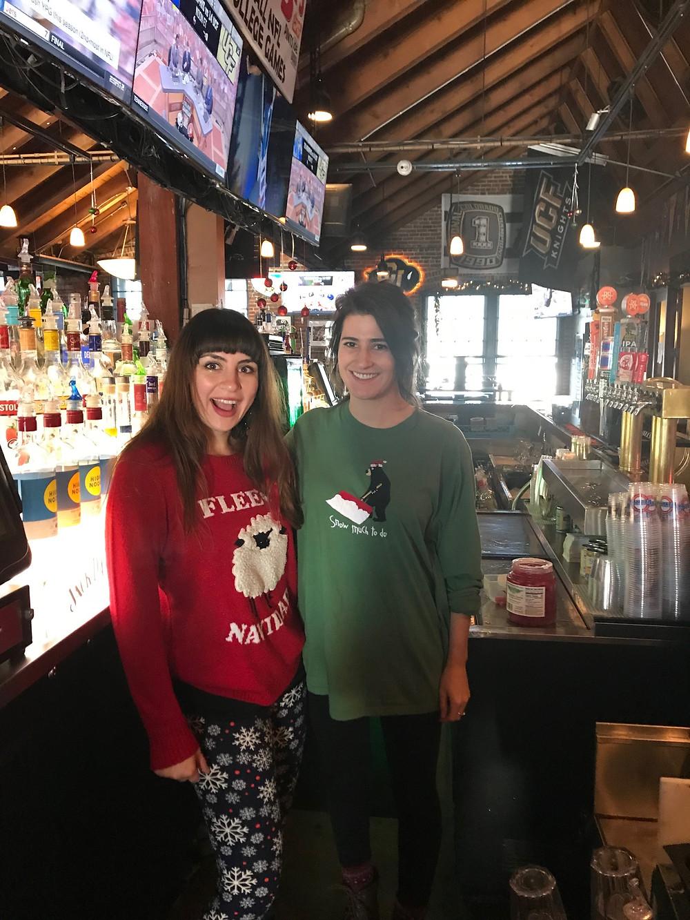 Denver Santa Pub Crawl 2017