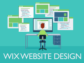 Wix is easy, but it's easier with a Wix Pro Designer!