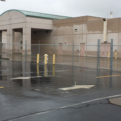 Security Commercial Chain Link Fence