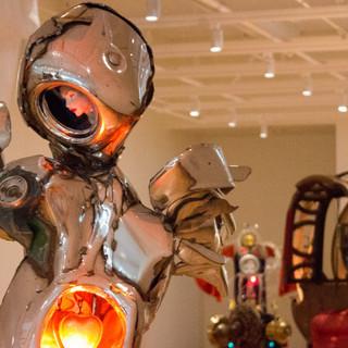 Eclectic Sculpture by Sean Guerrero
