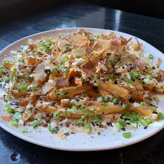Okonomiyaki Fries