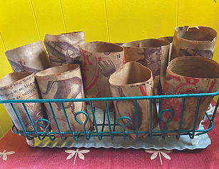 Make Your Own Paper Seedling Pots