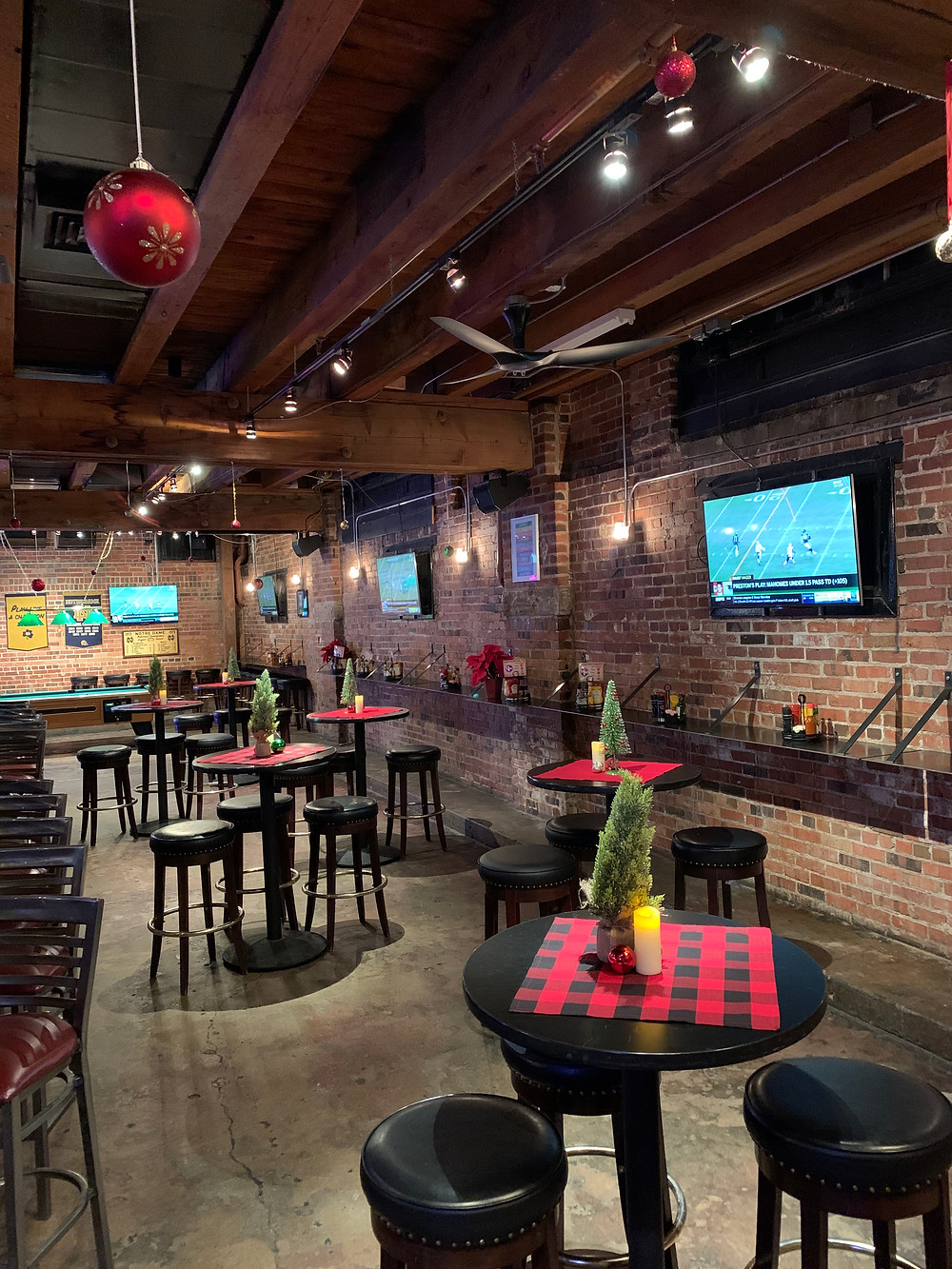 Private Dining Rooms Denver - Underground Social at Blake Street Tavern