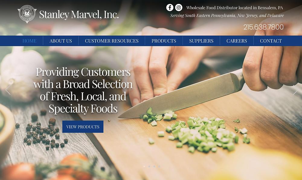 Wix Designers for Restaurant Food Business