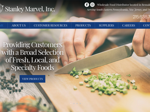 Wix Designers for Restaurant Food Business